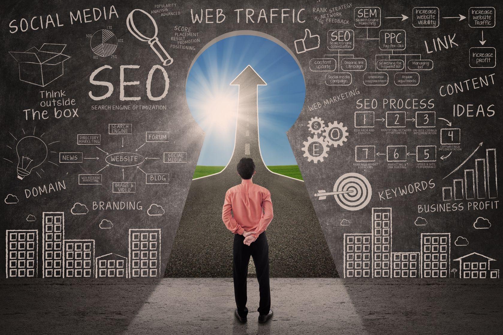 SEO Search Engine Optimization in Orlando